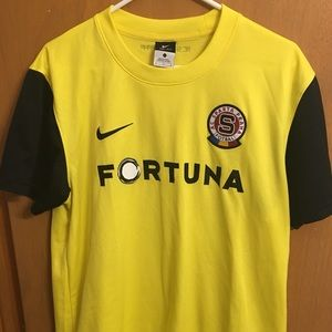 AC Sparta Prague Men's Soccer Jersey